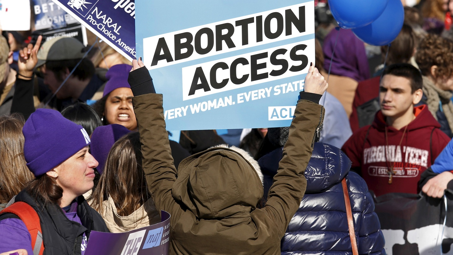 What will the Supreme Court's decision in the Texas abortion-clinics case mean for abortion access in states across the country?