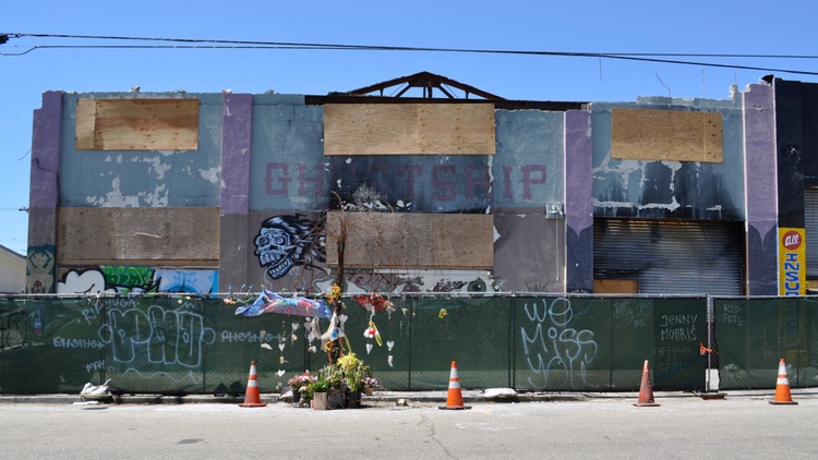 This week was the start of the trial for two men charged in the Oakland Ghost Ship warehouse fire three years ago.