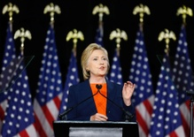 Hillary Clinton Slams Trump's Foreign Policy as 'Dangerously Incoherent'