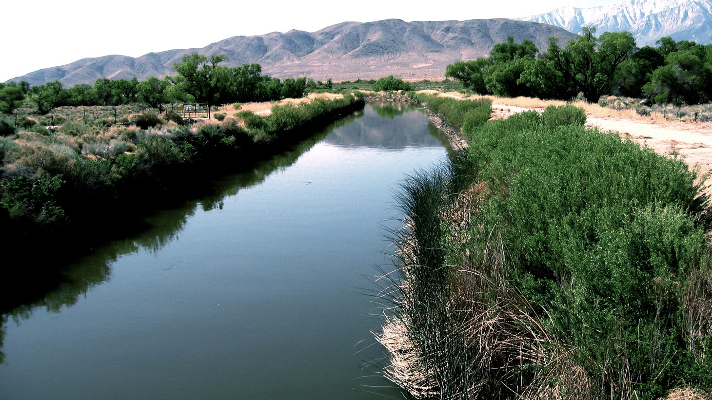 Water officials in Los Angeles and the Owens Valley announced an historic agreement today that could save L.A. 3 billion gallons of water a year.