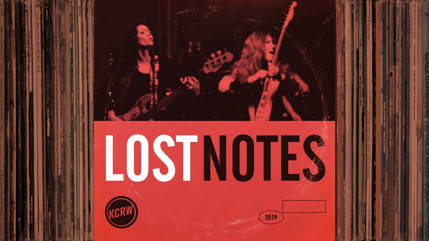 Following the 4th of July, we're sharing two of our favorite episodes from KCRW's music documentary podcast Lost Notes.