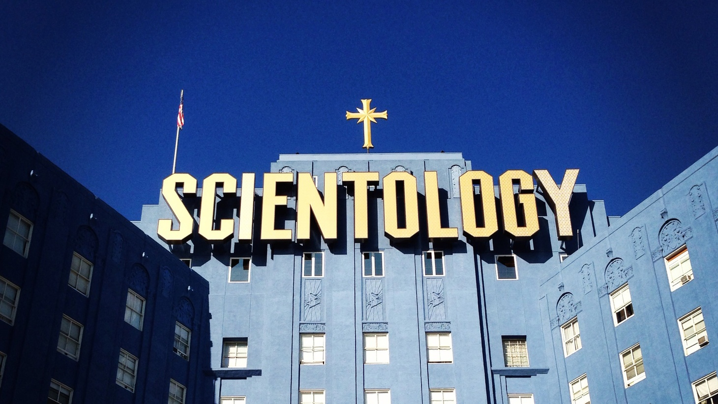 Many members of the Church of Scientology join the religion as adults. But what is it like to grow up as a Scientologist? Two young people share their stories with host Madeleine Brand.