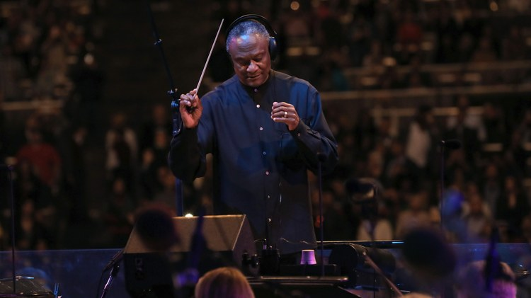 "Principal Conductor of the Hollywood Bowl Orchestra, Thomas Wilkins, was 8 years old when he found classical music. ""Music was calling me by name."