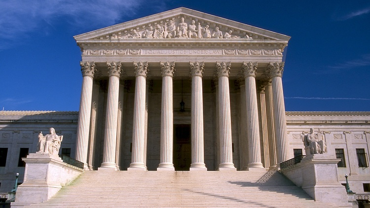 The U.S. Supreme Court issued several opinions today. The court handed Virginia Democrats a big win in a racial gerrymandering case.