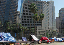 Homelessness down in LA, but there's still a lot more work to be done