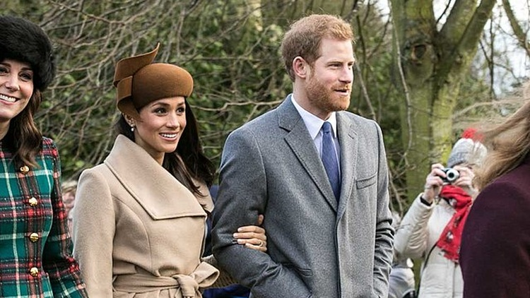 Meghan Markle and Prince Harry (the Duke and Duchess of Sussex) are going to try to become independent from the royal family.