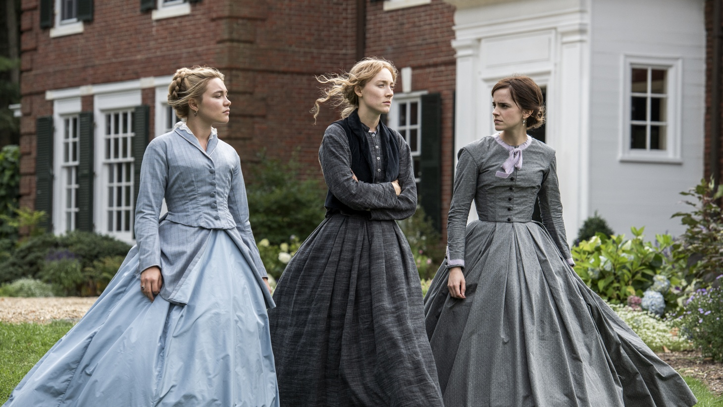 """Louisa May Alcott wrote """"Little Women"""" more than 150 years ago, and since then, the novel has been adapted into TV shows, a musical, a play, and seven movies. The most recent film adaptation (the 7th one) comes from director Greta Gerwig. """"Part of what I was doing as a writer and director was bringing out these things that just seemed like gems lying around that nobody picked up,"""" Gerwig says."""