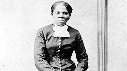 Harriet Tubman.