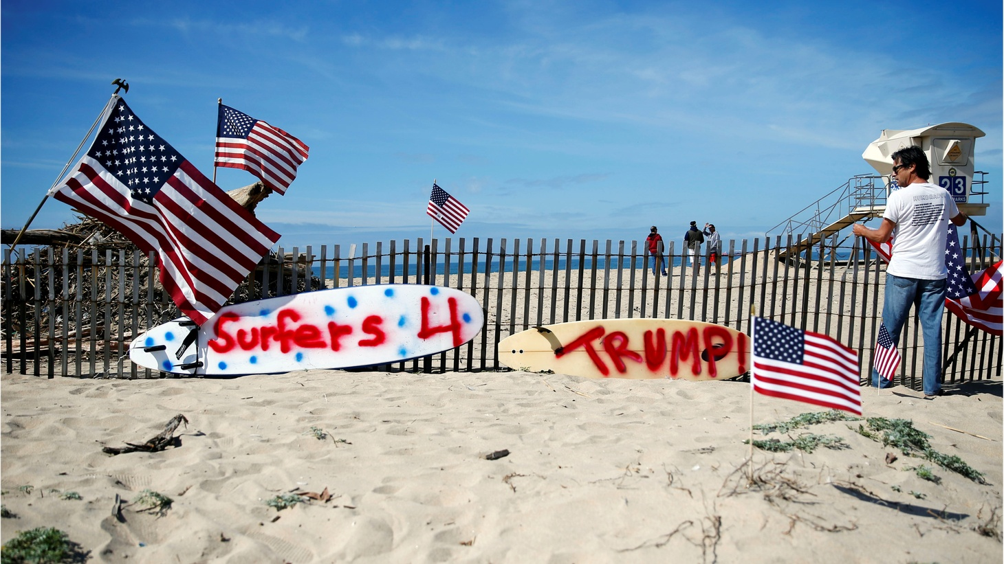 California served as an incubator for the hard-line conservative thinking that helped propel Donald Trump to the White House. It's an ideology birthed out of opposition to the liberal politics and multiculturalism that now dominate the state.