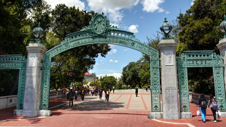 UC Berkeley is usually one of the highest ranked universities in the country.