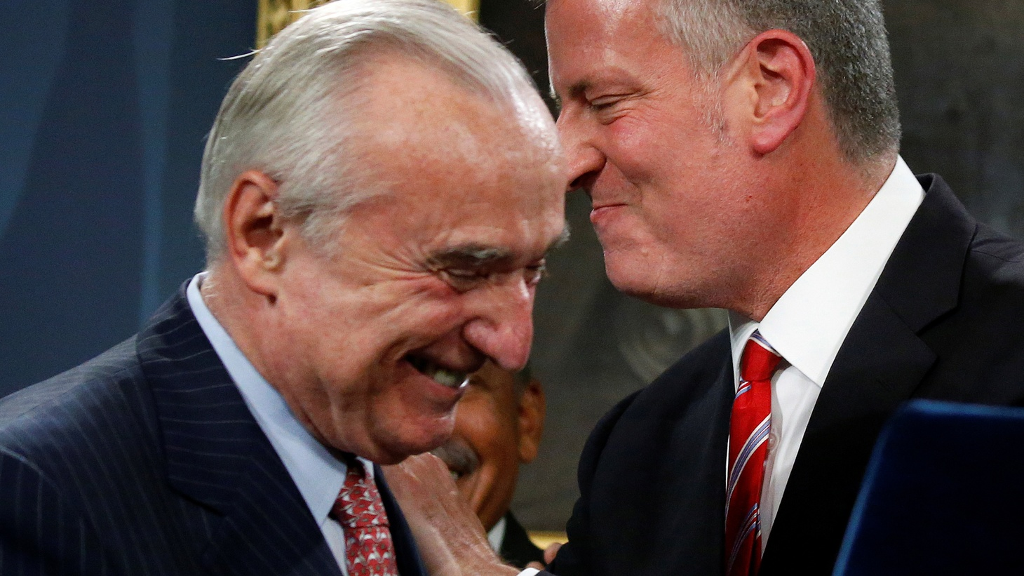 Former LA Police Chief Bill Bratton announced he will retire as NYPD Commissioner after his nearly five-decade policing career. How did he change policing in LA?
