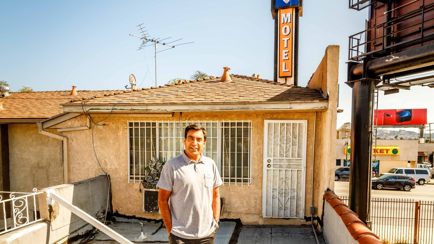 We meet some motel owners who are turning their properties over for use as homeless shelters, and others who aren't so sure that's a good idea.