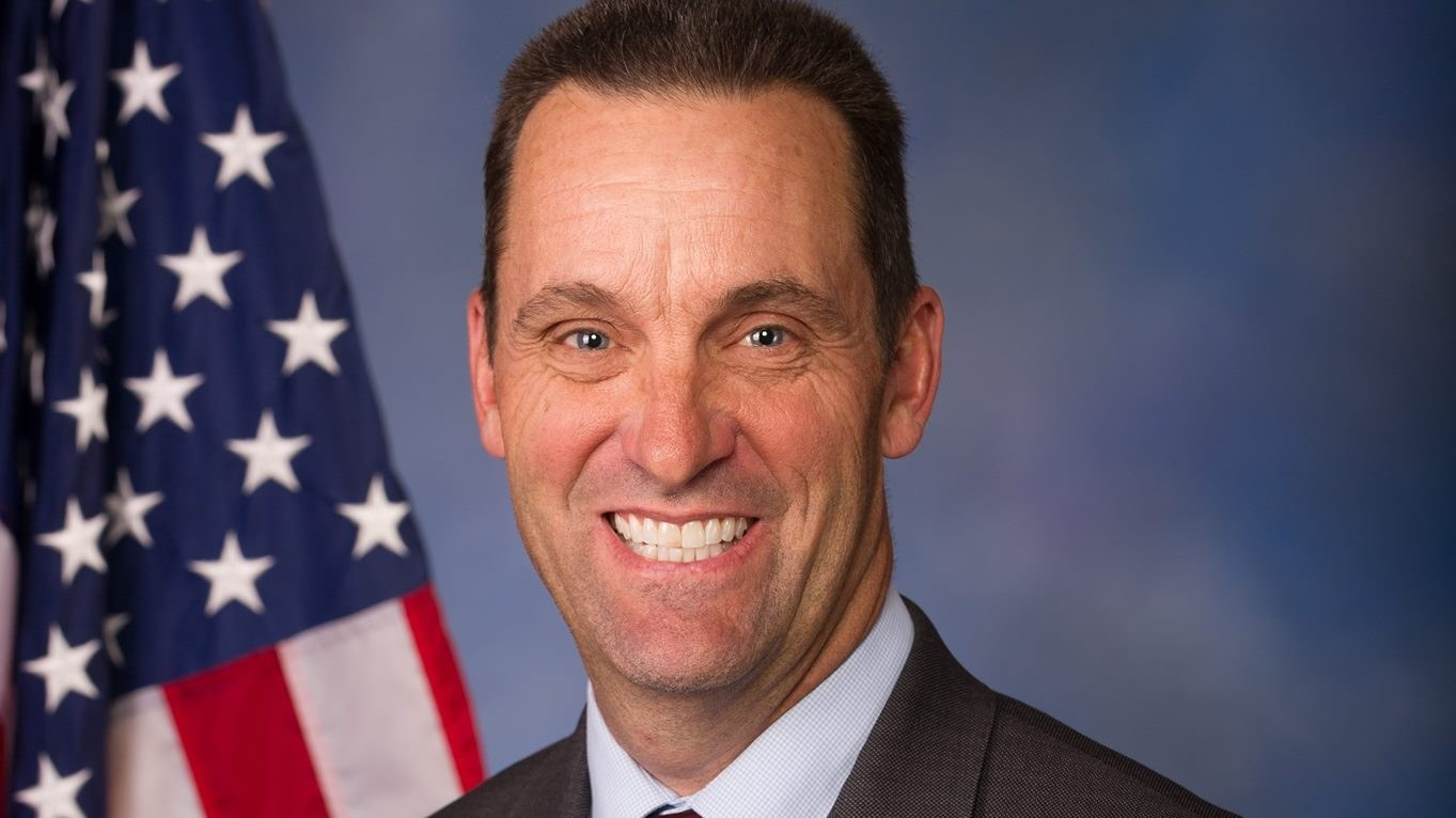 Steve Knight is running for Katie Hill's seat in California's 25th district.