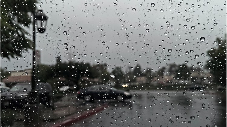 California got about 18 trillion gallons of rain in February, which is enough to fill 27 million Olympic-sized pools.