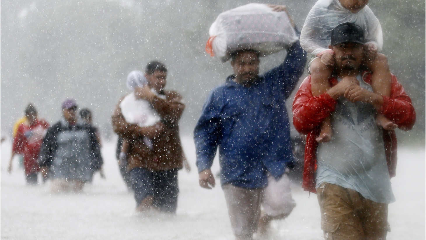 We find out why Houston wasn't prepared for a storm like Harvey, and how Los Angeles city officials are preparing for possible catastrophic flooding in the event of a major storm.