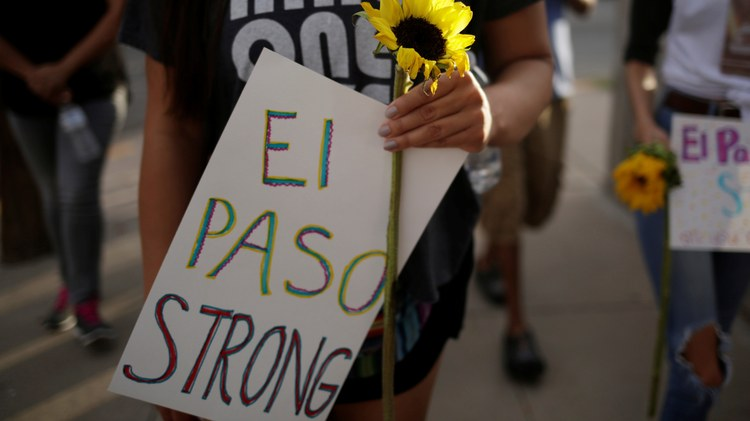 This weekend's mass shootings in El Paso, Texas and Dayton, Ohio killed more than two dozen people.