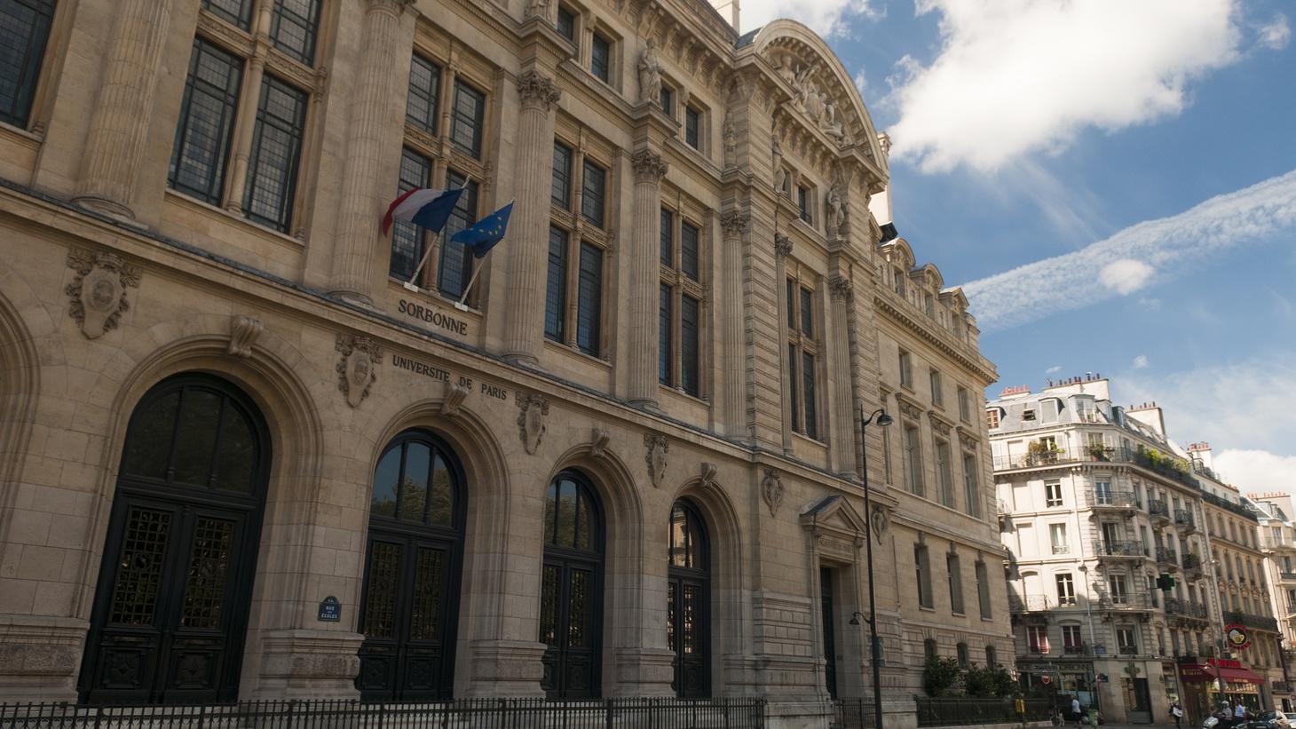 La Sorbonne - University of Paris.