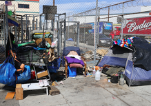 How meth is changing Skid Row