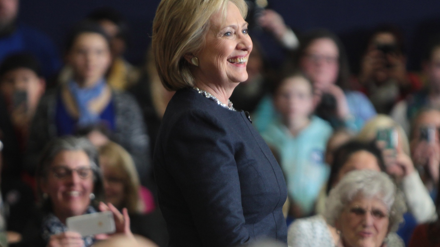 The issue of likeability has dogged Hillary Clinton since the 2008 presidential race against Barack Obama. Is she 'likeable enough' to win in this election?