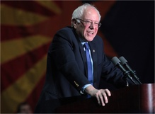 How much political influence does Bernie Sanders still have?
