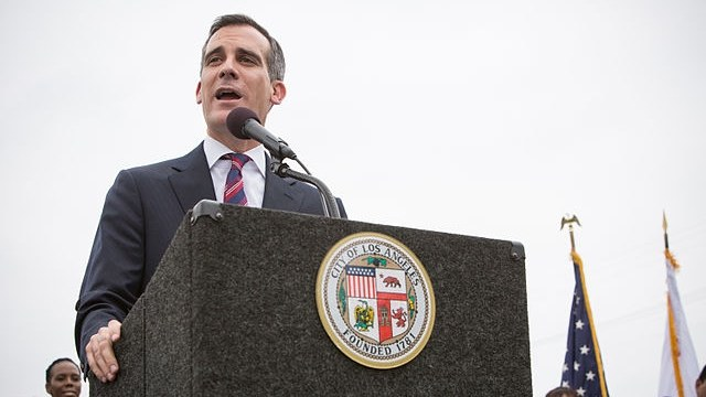 There's a recall drive against Mayor Eric Garcetti because of the homelessness crisis. Is he not acting with enough urgency, or are his hands tied by a sprawling bureaucracy?