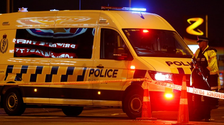 At least 49 people died in shootings at two mosques in Christchurch, New Zealand. Authorities identified the heavily-armed shooter as a 28-year-old Australian.