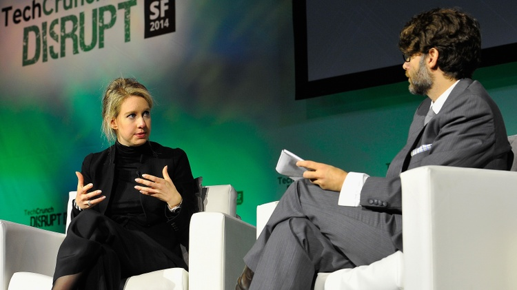 The blood testing startup Theranos was once valued at $9 billion. Its founder, Elizabeth Holmes, was once a celebrated tech entrepreneur.