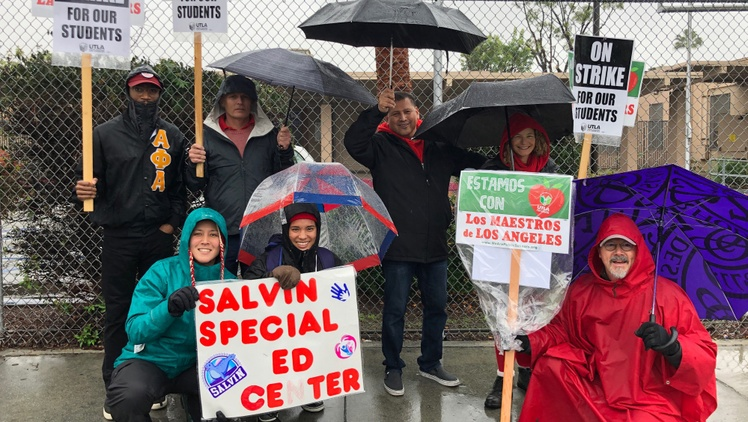 Negotiations are back on between the teachers and LAUSD. We look at what they should be talking about with an education consultant who's seen both sides.