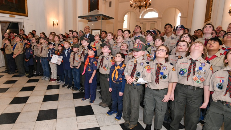 This week, lawyers for the group Abused in Scouting say there are more than 350 previously unreported predators among the Boy Scouts, and hundreds of new potential victims.