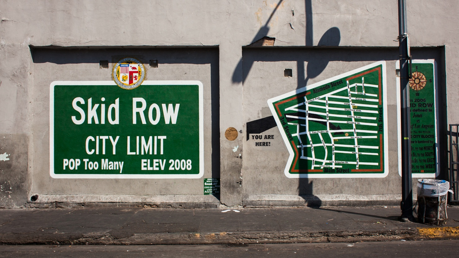 On Skid Row, the police shooting of a homeless man on Sunday is still reverberating. What have we learned about the dead man since yesterday, and what's the city doing to help the mentally ill and chronically homeless on Skid Row?