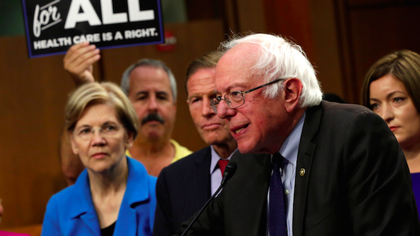 Republicans are trying one more time to repeal and replace Obamacare. Bernie Sanders is proposing a single payer bill. Will either of these bills become law?