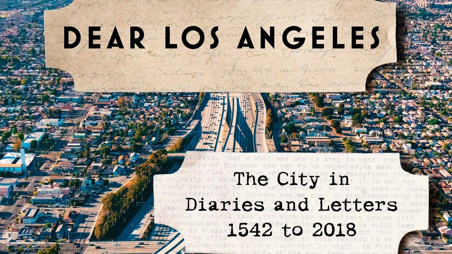 """Book cover of """"Dear Los Angeles."""""""