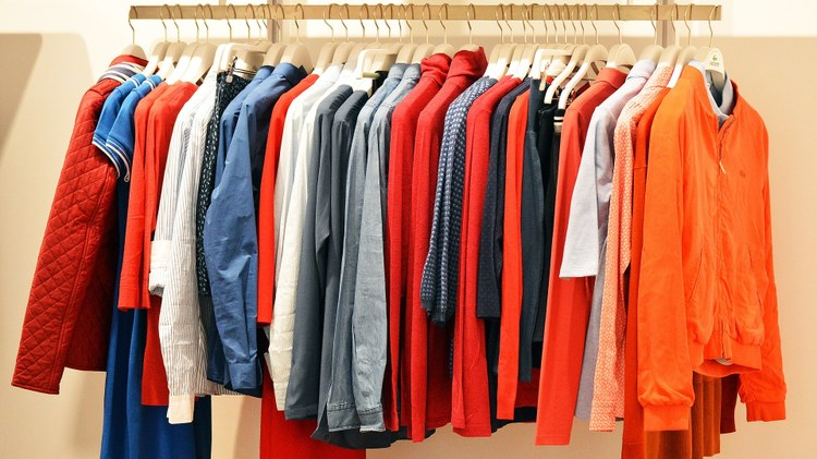 Workout pants, sneakers, swimsuits, and skinny jeans all contain plastic. Spandex, nylon, polyester are common fabrics you see listed on clothing tags, and they're polymers (a.k.a.
