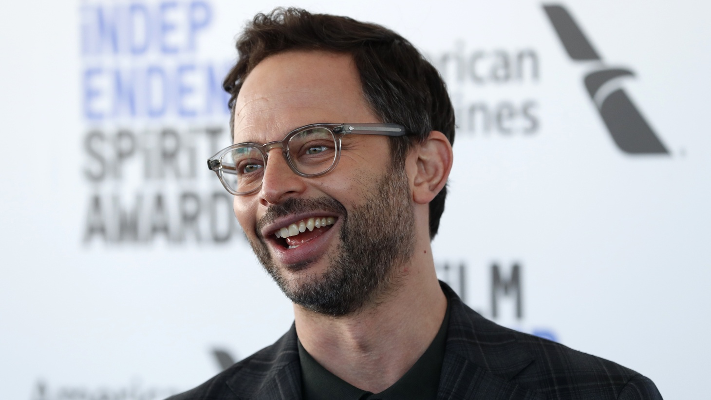 Nick Kroll at the 35th Film Independent Spirit Awards in Santa Monica, California, U.S., February 8, 2020.