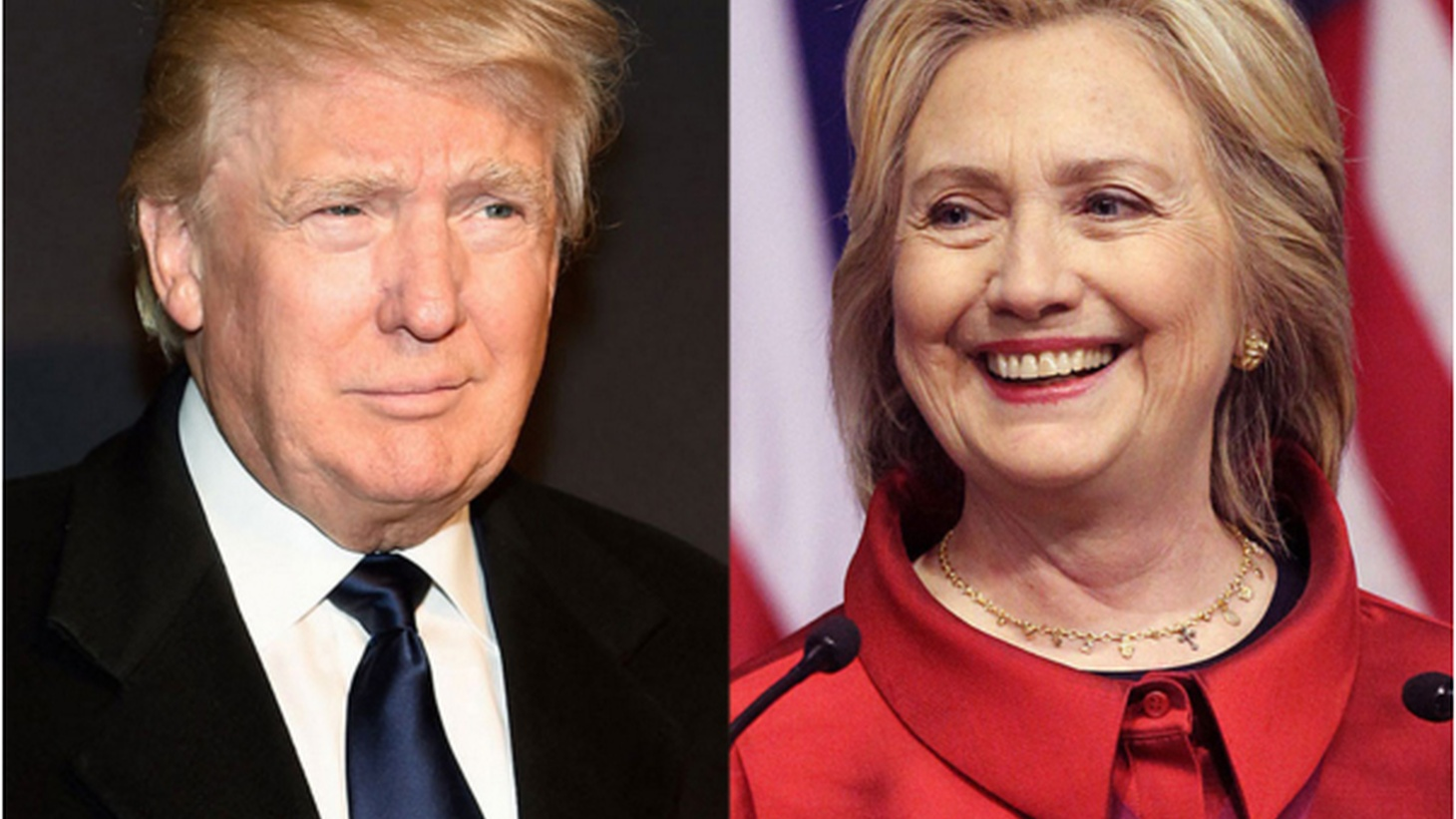 A new poll from USC shows it's a close race forDemocrats and Republicans in California's primary race, with Hillary Clinton and Donald Trump leading. We also hear from a man in Canada who's leading an effort to lure disillusioned Americans to an island in Nova Scotia.