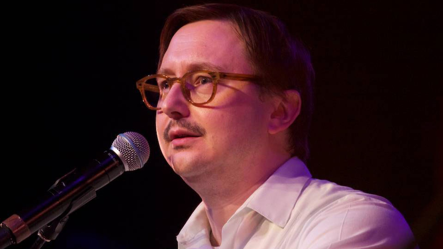 You may remember John Hodgman from the Daily Show, and for playing the PC to Justin Long's Mac in those TV ads. Now he's written a memoir about what he calls his white privilege.