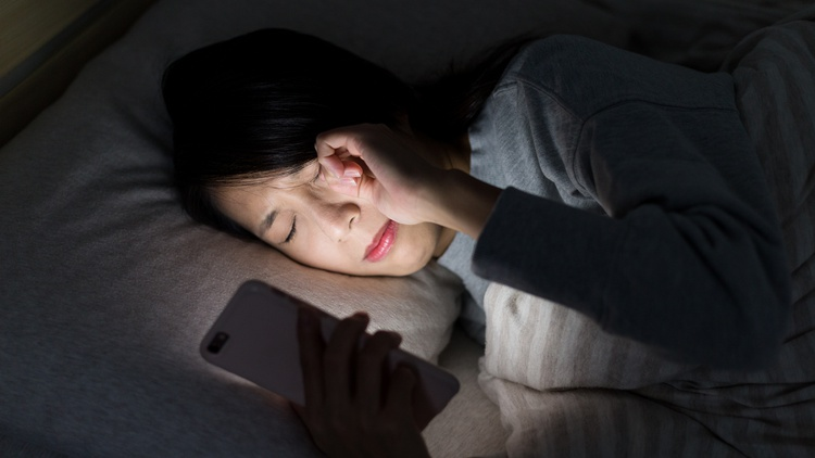 The average smartphone user unlocks their device 50-80 times a day, according to the National Bureau of Economic Research.