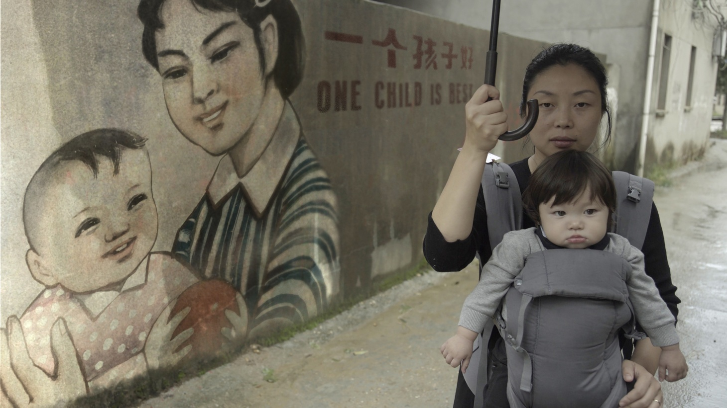 """A scene from """"One Child Nation."""""""