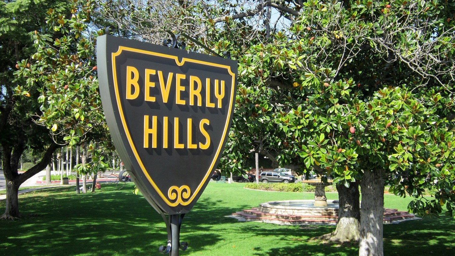 In Beverly Hills last Friday, a man's watch was stolen right off his wrist as he sat at an outdoor restaurant.