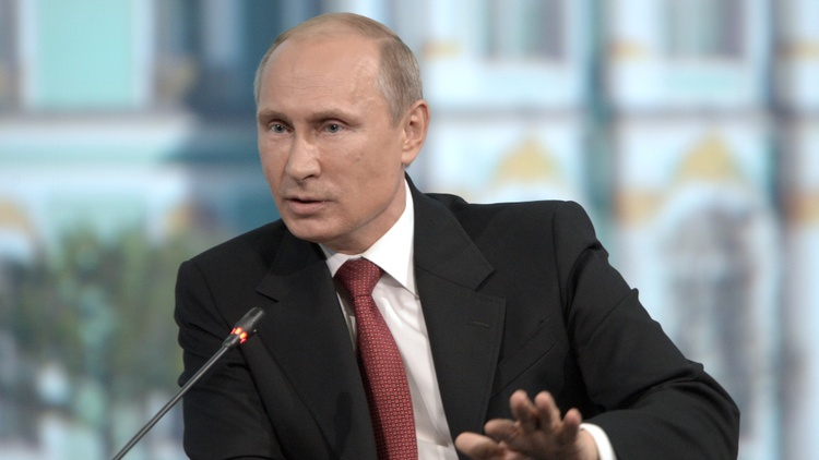 During President Putin's annual address, he announced term limits for future presidents (not including himself) and more power for Parliament.