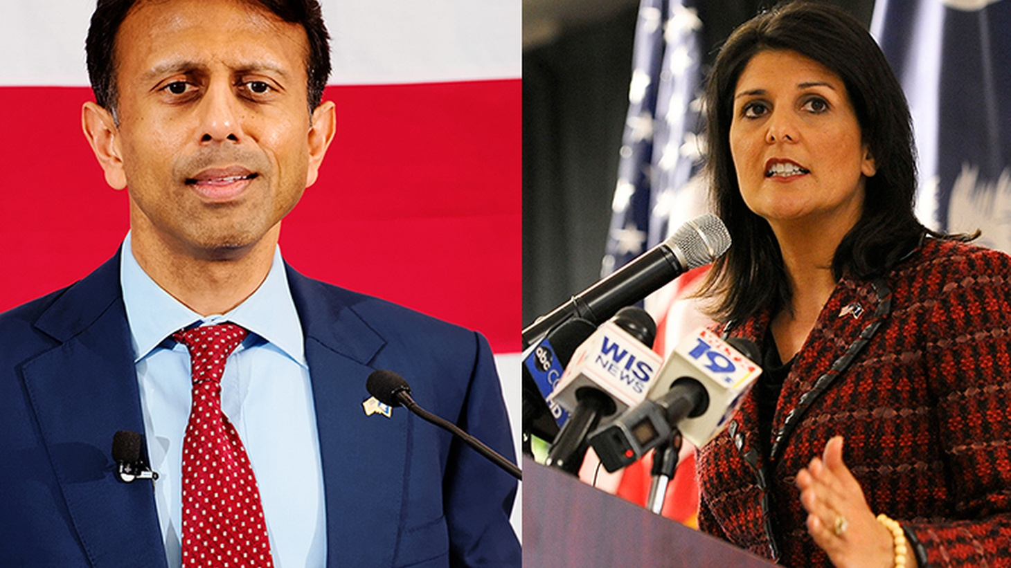Both Bobby Jindal and Nikki Haley are governors of Southern states. And they're also both Indian-Americans. What else do they have in common? Two Latinos are running for president - but are they saying what Latinos want to hear? Also: The history of Dole Whip and your summer reading guide.