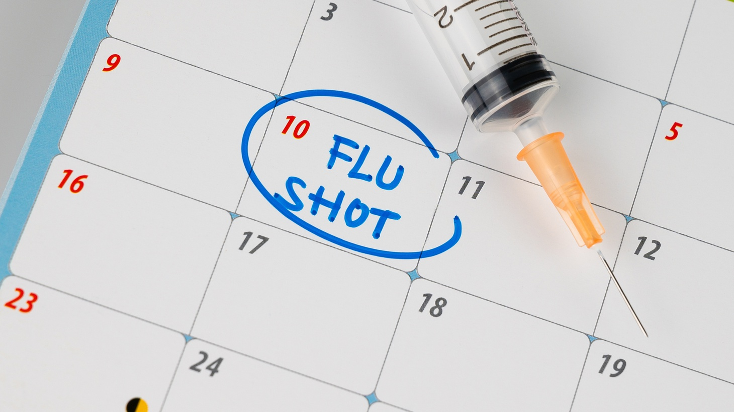 """""""Flu is very wily. It shapeshifts a lot faster than the coronavirus we're dealing with. There are so many strains bopping around all the time. … It is always better to have some protection than none,"""" says Katherine Wu, Atlantic staff writer covering science."""