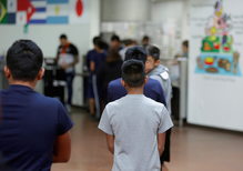 Inside the Walmart that's now a shelter for migrant children