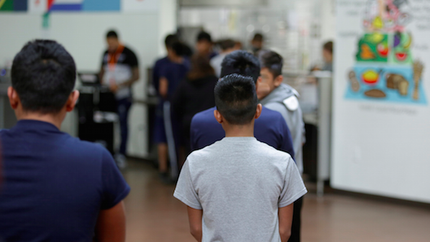 """President Trump's """"zero tolerance"""" policy has led to more than 1300 kids being separated from their families at the border. Many of those kids end up in government shelters."""