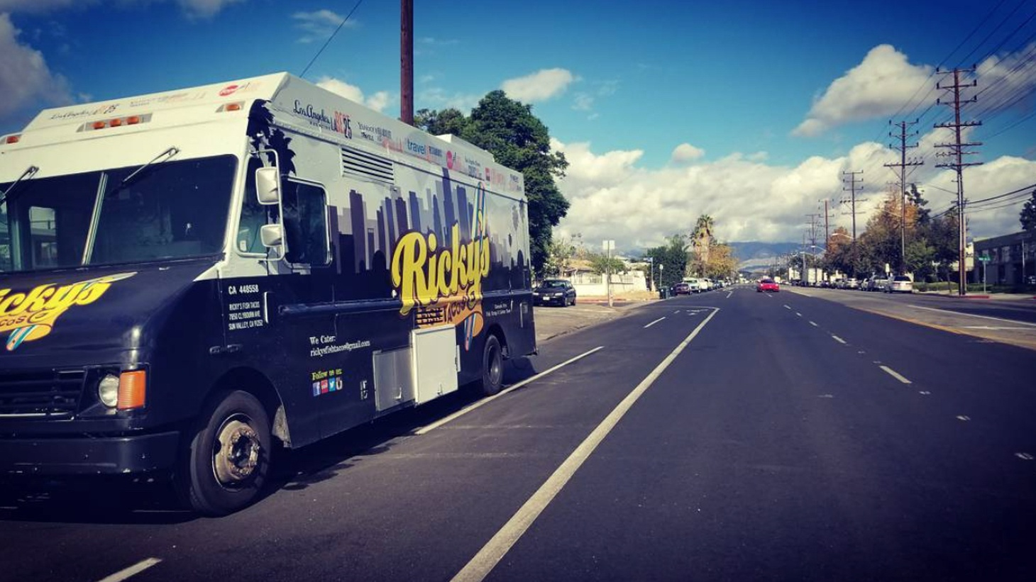 Ricardo Piña has been running his taco truck, Ricky's Fish Tacos, for more than a decade. Now he's decided to sell his business and retire, but he's taking his time to find the right buyer.