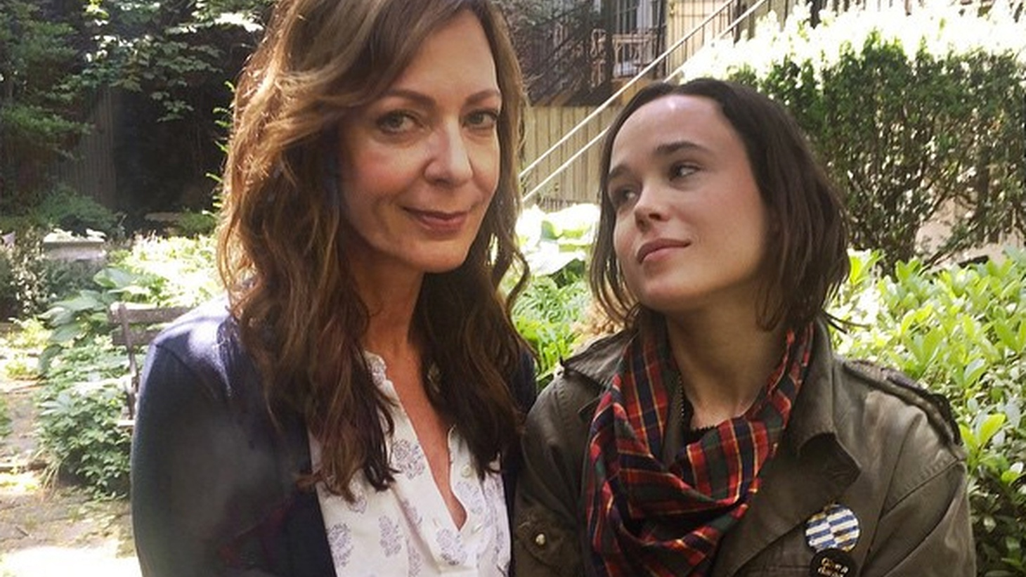 Host Madeleine Brand is at her very first Sundance Film Festival this week in Utah. Today she talks to the director of Tallulah, a film about the trials of motherhood starring Ellen Page and Allison Janney.
