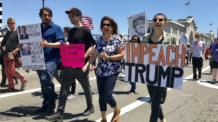 This week, the House impeachment inquiry into President Trump is moving to the House Judiciary Committee, which will eventually draft the formal articles of impeachment against Trump.