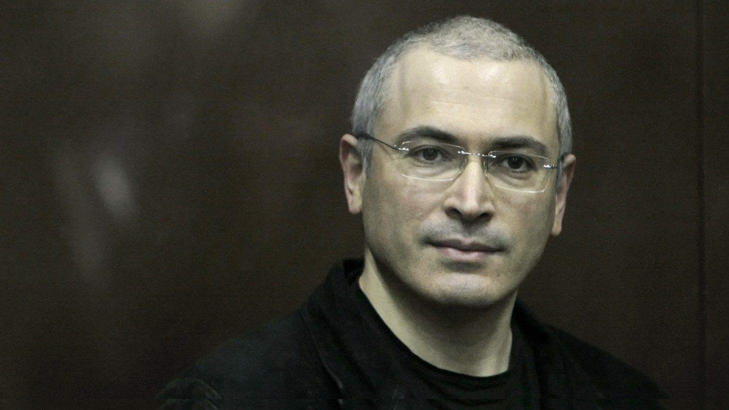"Mikhail Khodorkovsky in ""Citizen K."""