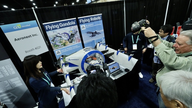 Las Vegas is hosting the annual Consumer Electronics Show (   CES   ) this week. Gadgets are usually the best part.