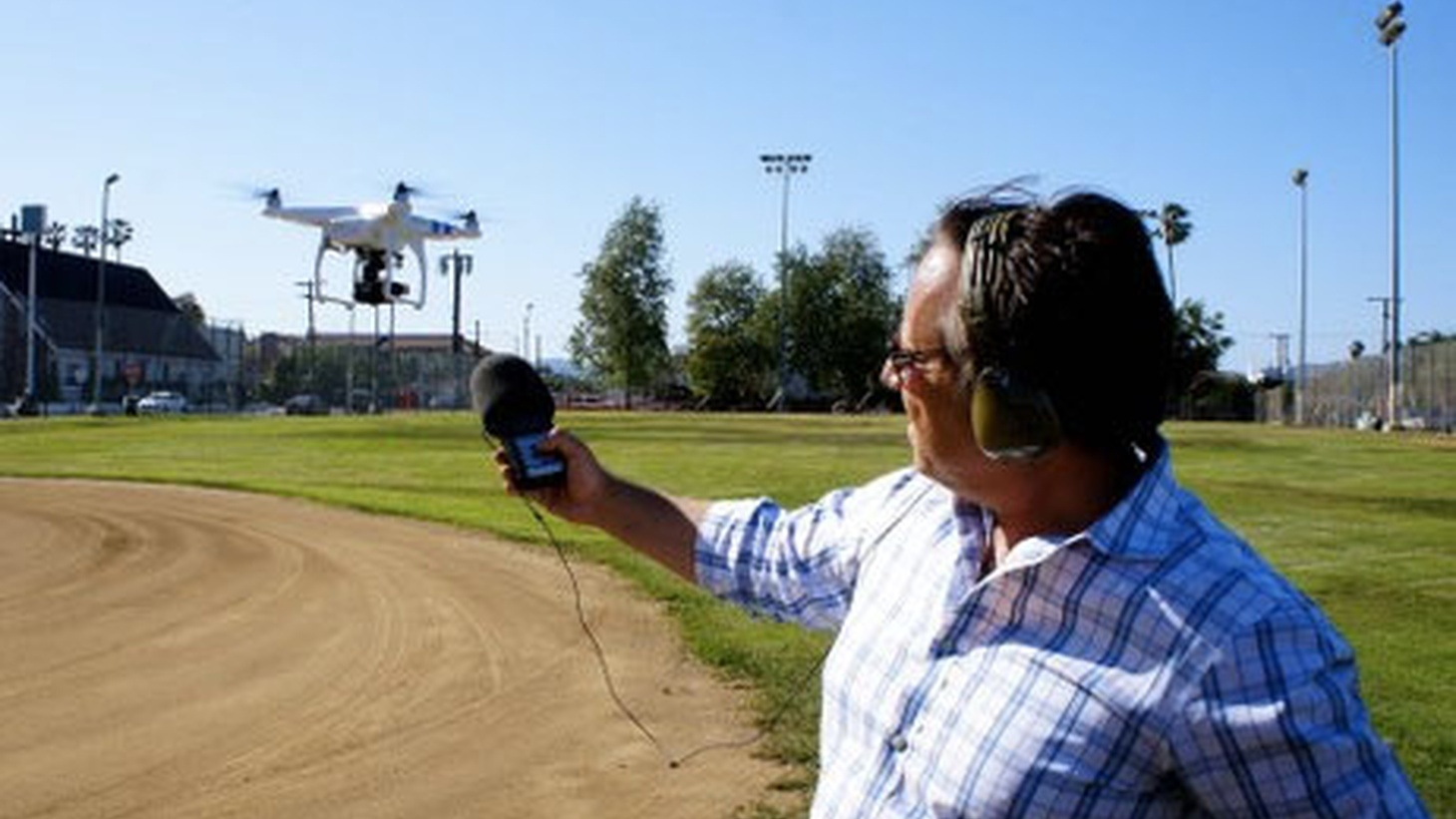 """Drones are definitely an """"it"""" technology right now. So what's the guy in charge of figuring out how to make drones viable in U.S. airspace up to? Well, he just retired. Jim Williams expressed frustration this week with the patchwork of drone rules that currently exists."""